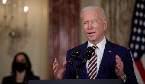 Biden Foreign Policy Speech