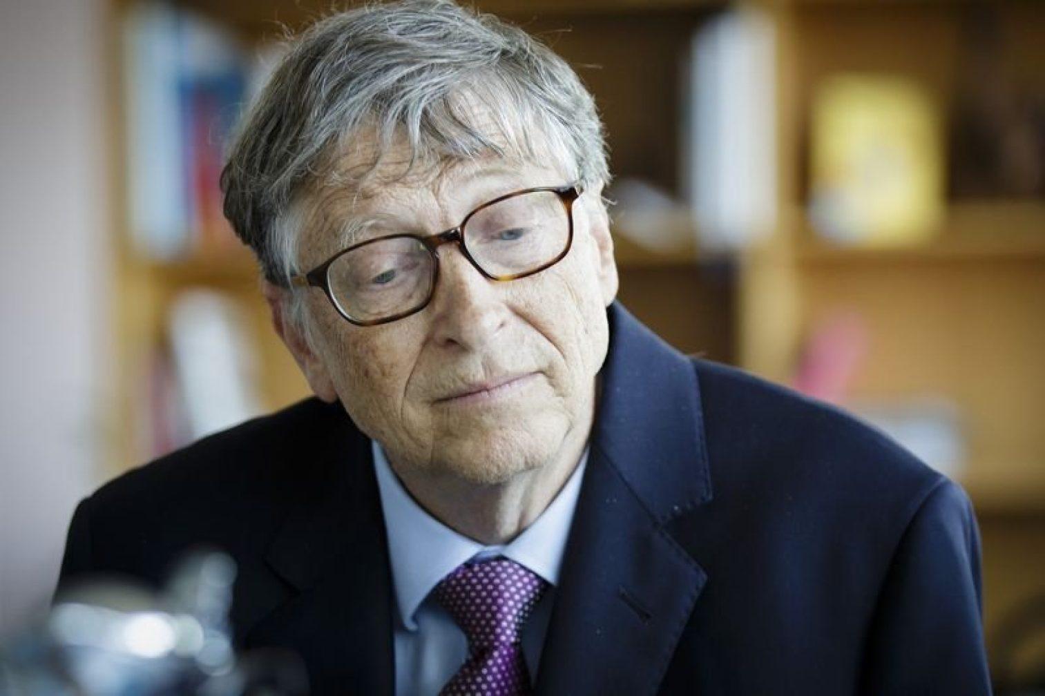 Bill Gates Worried