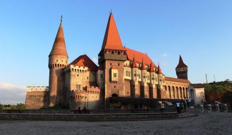 castle of the corvin, romania, castle of hunedoara