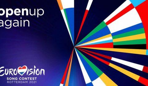 Eurovision 2021 Slogan Open Up Again