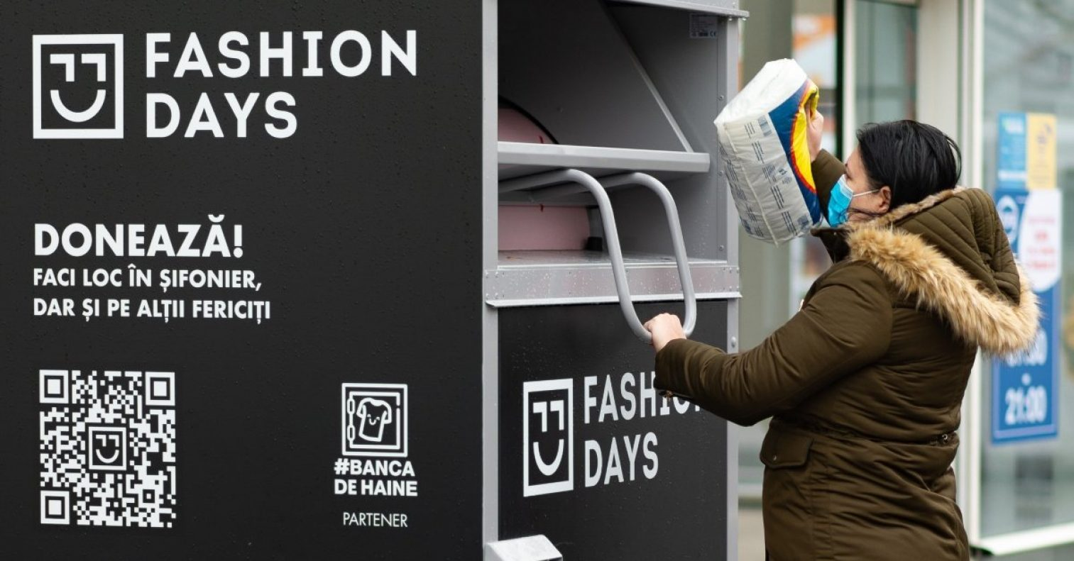 Fashion Days Banca De Haine