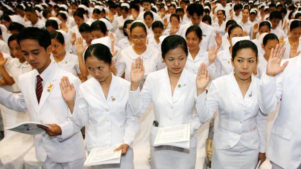 Filipino Nurses