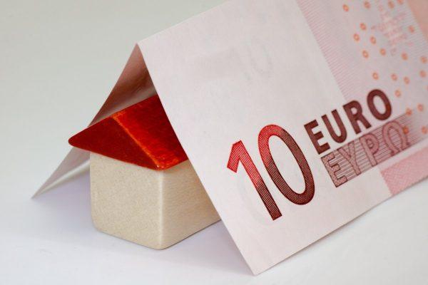 money, euro, bank note