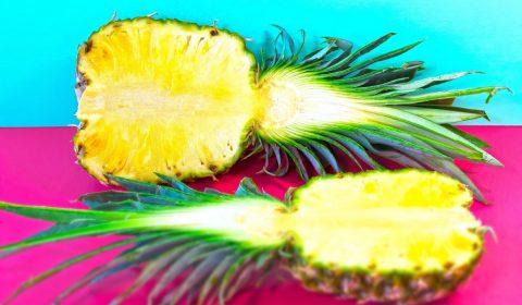 pineapple, sweetness, delicious