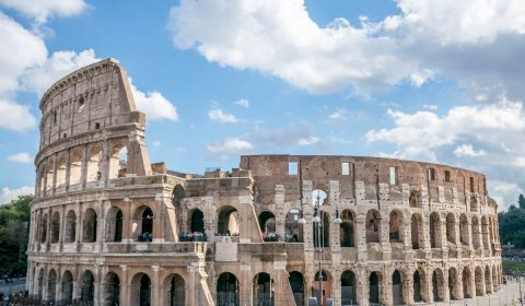 rome, italy colosseum, antiquity