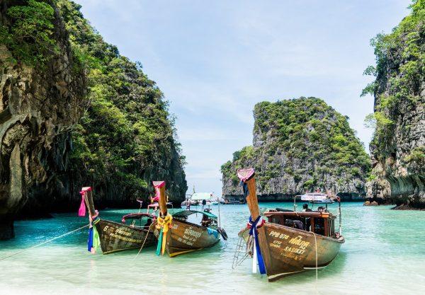 thailand, phuket, koh phi phi