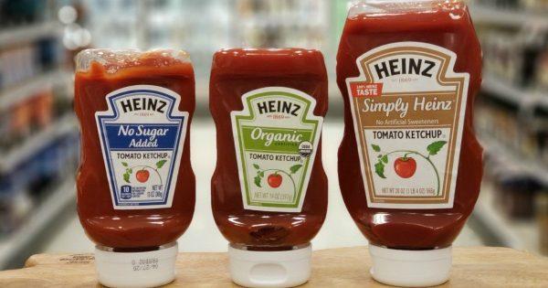 Heinz Ketchups