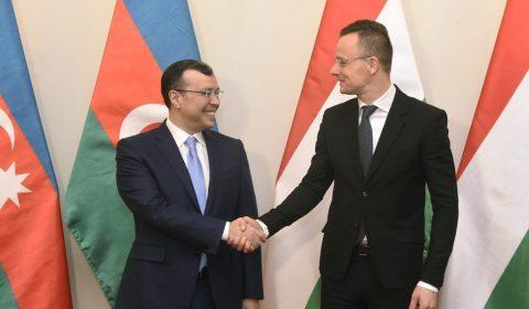 Azerbaidjan Hungary