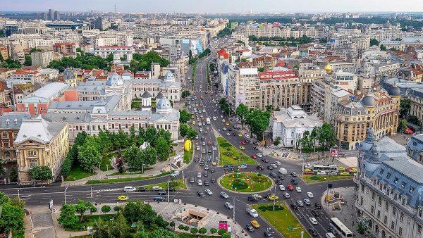Bucharest Universitatii Square Shutterstock
