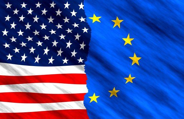 flags, usa, america