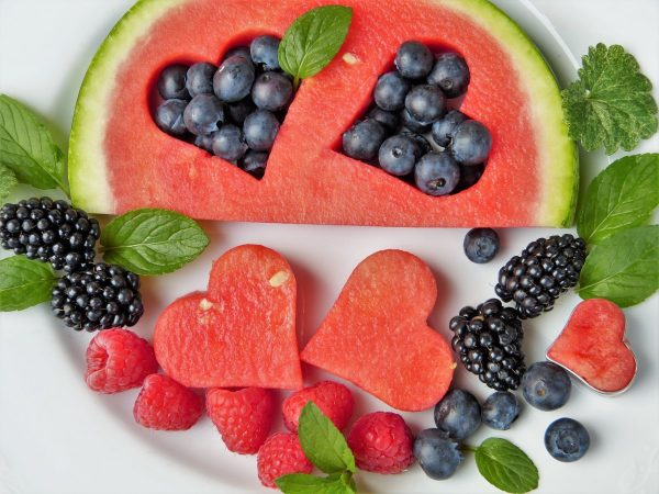 fruit, watermelon, fruits