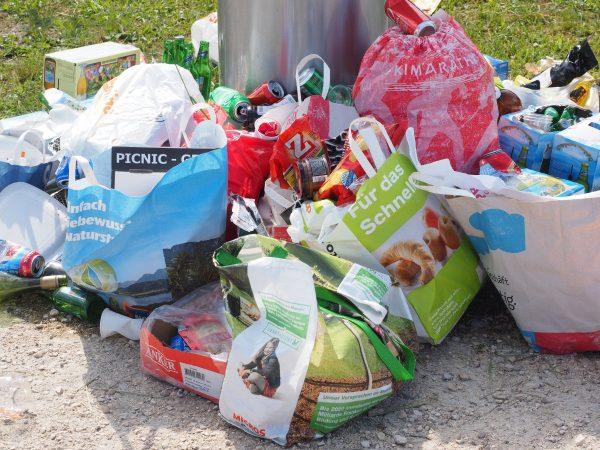 garbage, pollution, waste