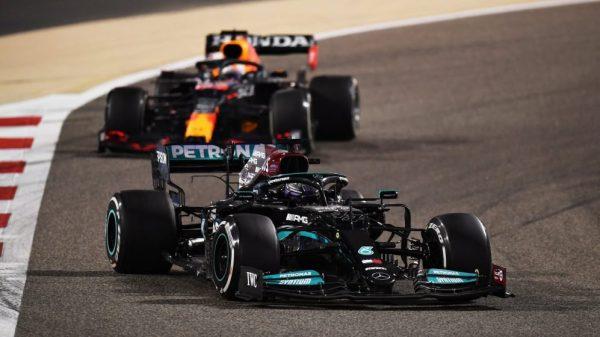 Mercedes Versus Red Bull