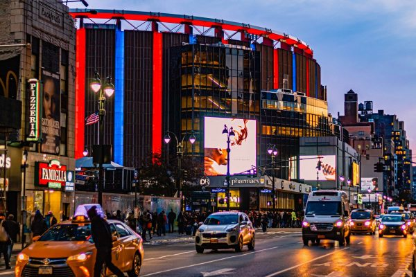 nyc, new york, madison square garden