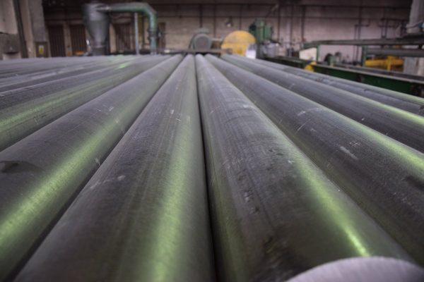 plant, aluminium, production