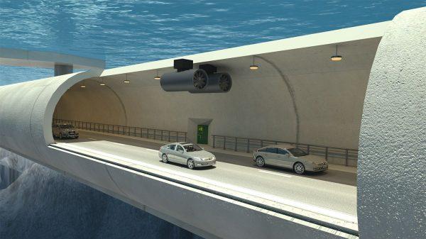 Tunel Submarin Norvegia