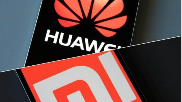 Xiaomi Huawei