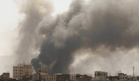 Yemen Houthi Atac