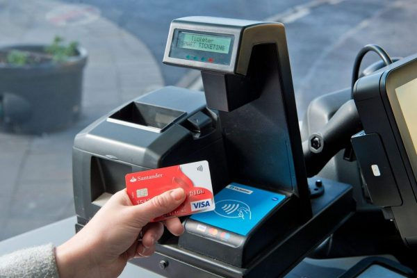Contactless Bus Payment