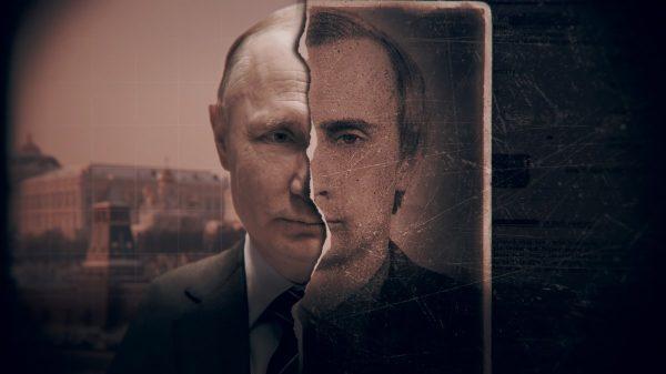 Putin A Russian Spy Story