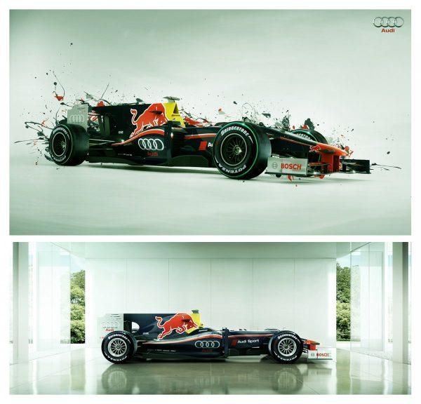Audi Redbull Racing