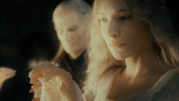 Cate Blanchett Galadriel Lord Of The Rings Fellowship Of The Ring New Line