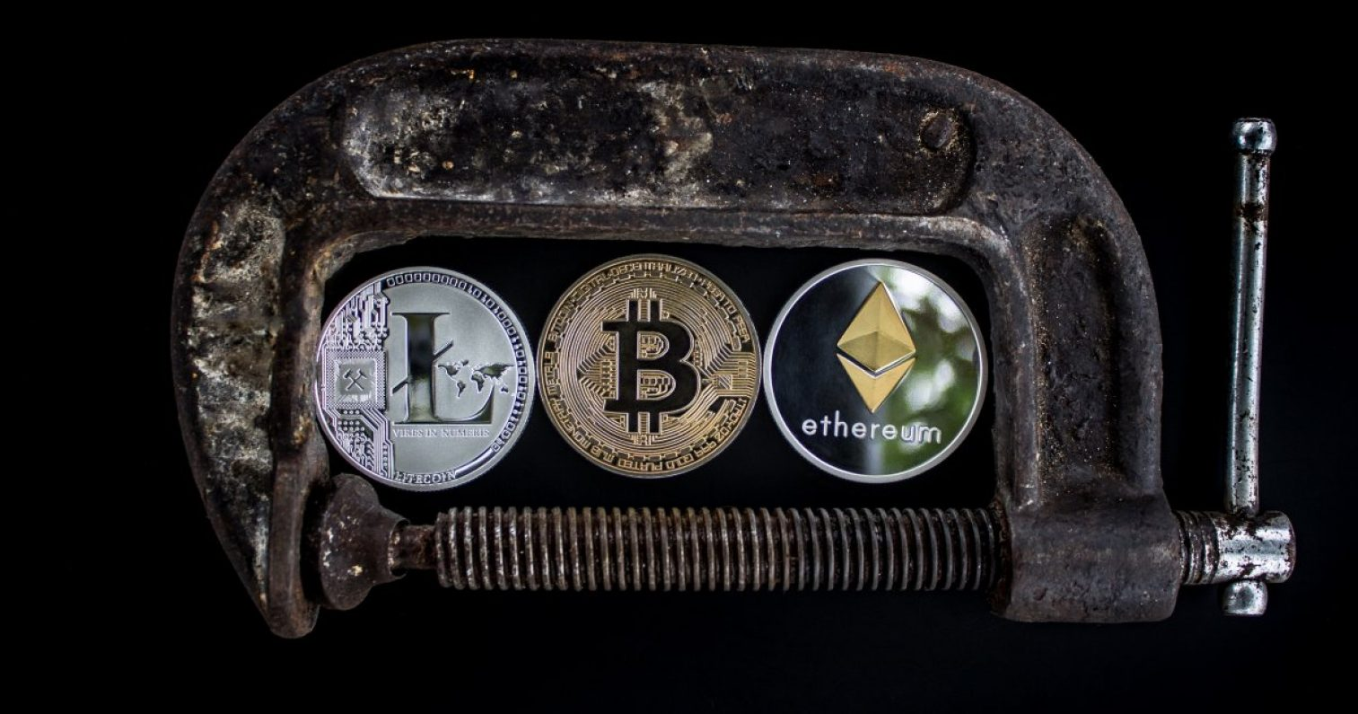 cryptocurrency, security, c clamp