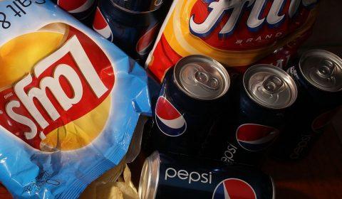 Pepsi Lays