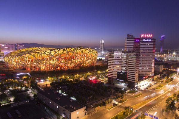 the scenery, beijing, nest
