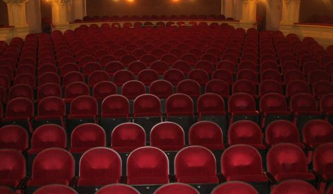 theater, seating, audience