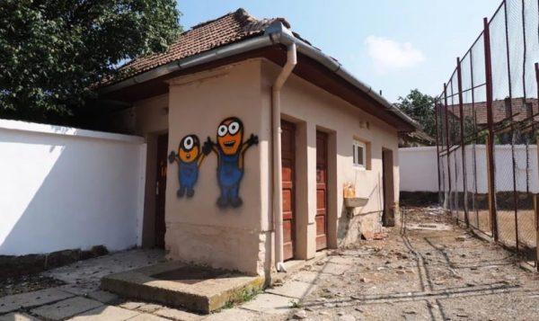 Toaleta In Curtea Scolii E153597 840x500