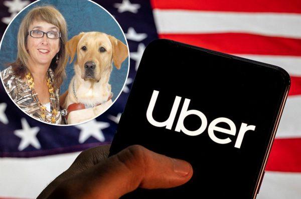 Uber Lawsuit Lisa Irving