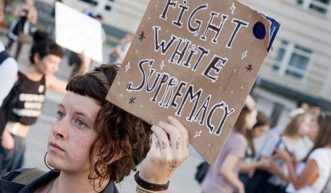 White Supremacy Greenpeace