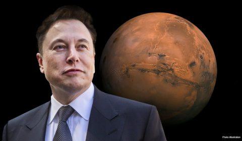 Elon Musk Mars 2
