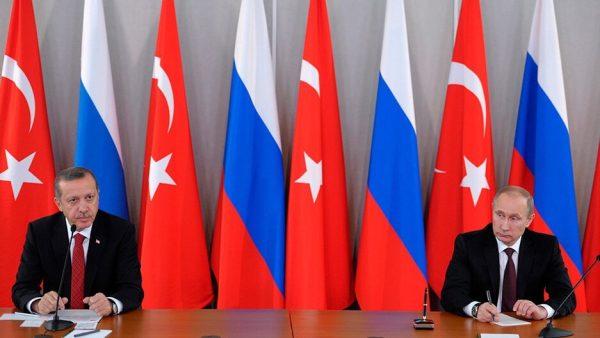 Turkey Russia Relations