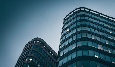 building, city, business