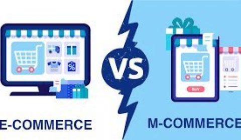 M Commerce E Commerce