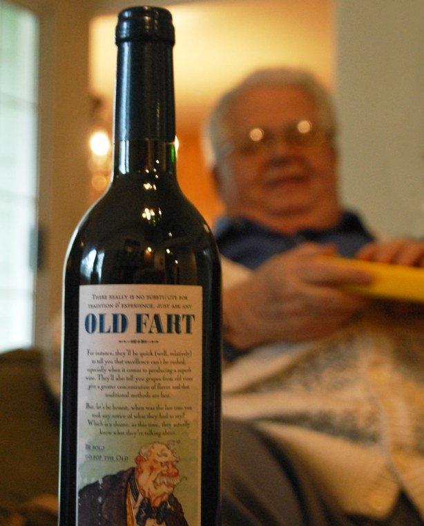 Old Fart Cut