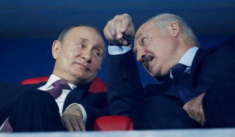 Putin Lukashenko 1