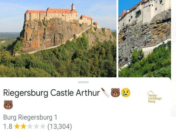 Riegersburg Arthur Google Maps Afaceri.news