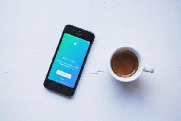 twitter, social media, business