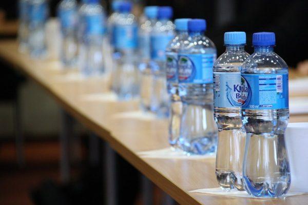 water, minerals, bottle
