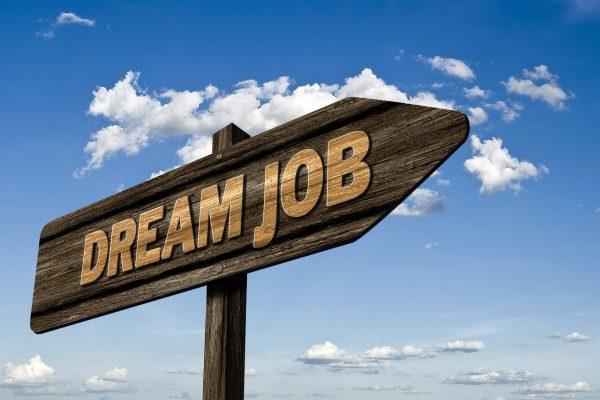 dream job, application, location