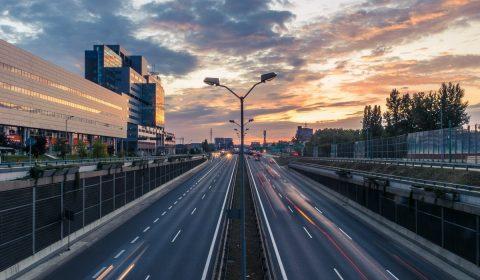 highway, freeway, motorway