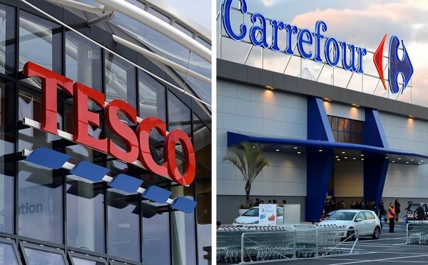 Tesco Carrefour Strategic Alliance 1200