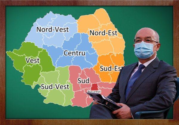 Emil Boc Regionalizare