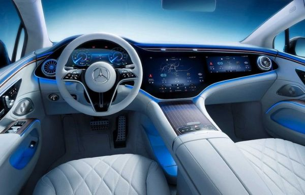 Mercedes Electric
