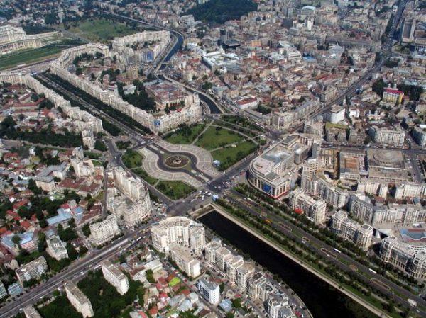 Bucuresti Panorama