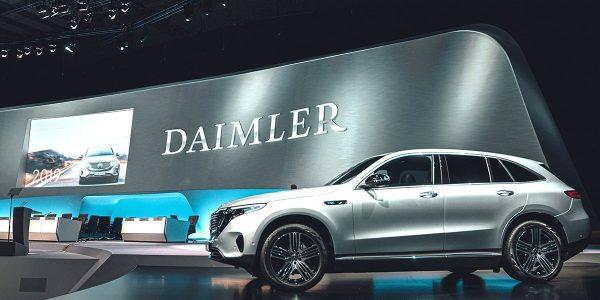 Daimler Symbolbild