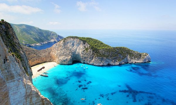 zakynthos, greece, shipwreck beach
